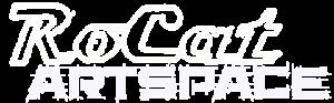 RoCat ArtSpace Text Logo